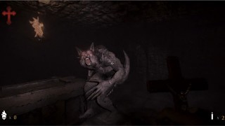 Werewolf Animation States