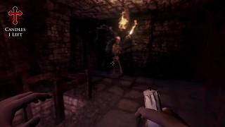 Egastulum Alpha v0.1 - Skeleton Attack