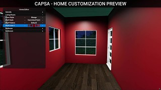 Caspa - Home Customization Preview