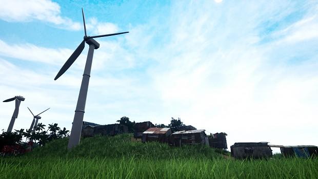 Metarahi Windfarm