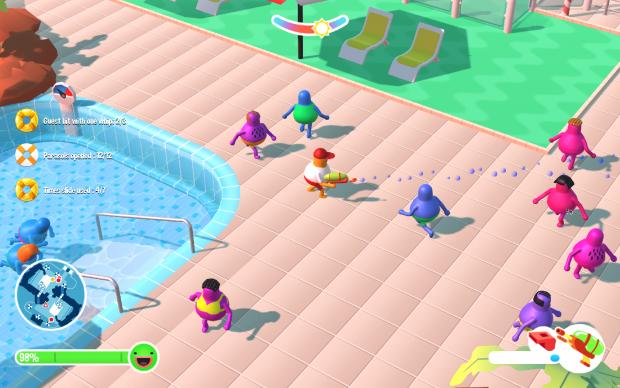 PoolPartyPanic screenshots