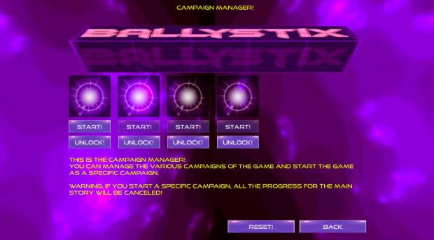 BallYstiX campaign manager