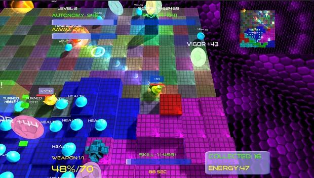 BallystiX now in pre-alpha stage!