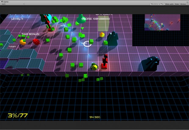 BallystiX first visual improvements