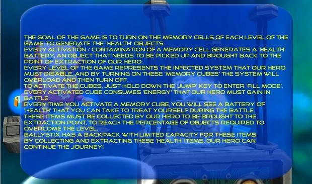 BallystiX new gameplay dynamics!