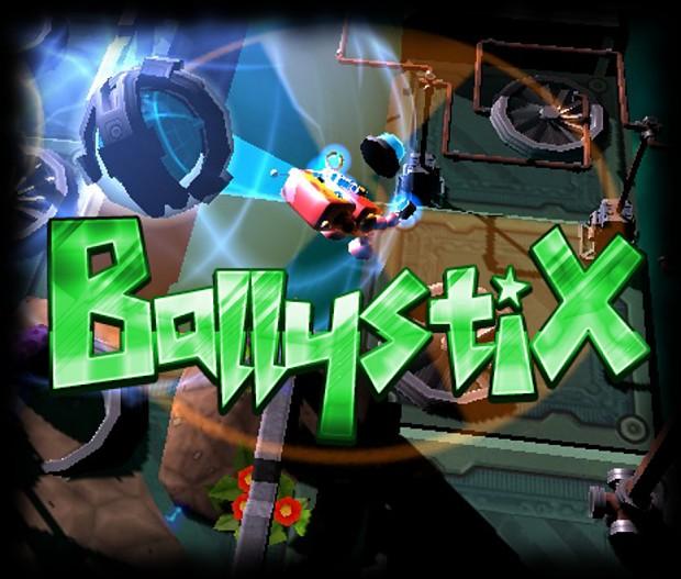 BallystiX logos