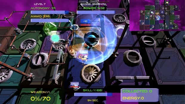 BallystiX...Wow!...What a jump for the little robot!!