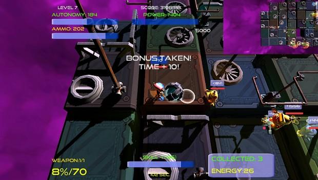 BallystiX, a great gameplay revolution is in progress!!!!