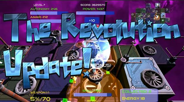 BallystiX - The Revolution Update