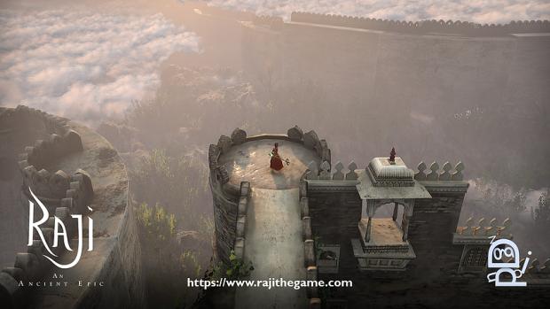 Jaidhar Fort Walls