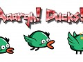 Aaargh! Ducks!
