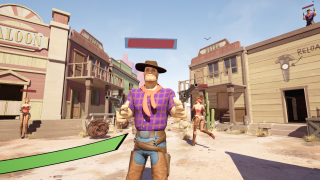 High Noon gameplay