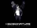 Biosignature - escape from ice moon