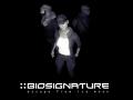 Biosignature - escape from ice moon