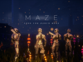 MAZE, an online co-op FPS