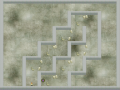 Thorny Mazes