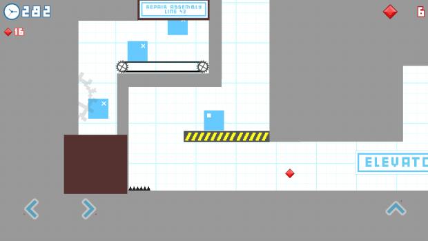 Blocky Adventure - The Escape