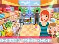 Supermarket Cash Register Game