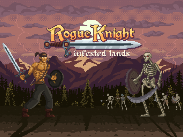 Rogue Knight: Infested Lands