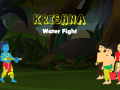 Krishna Water Fight