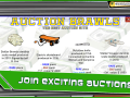 Join exciting auctions