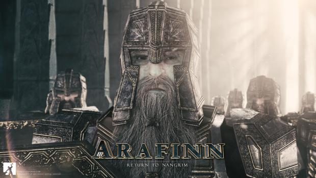 Arafinn - Stonebeard Guardians