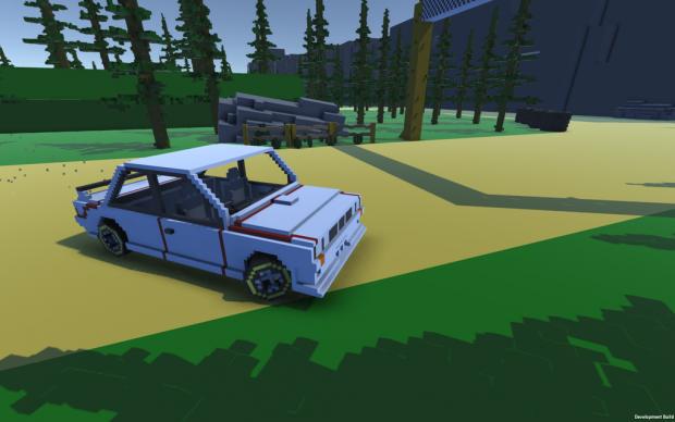 Basic car customisation!