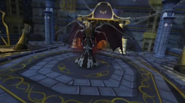 Dark Queen Valdis