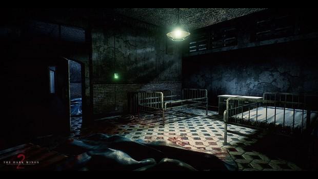 The Dark Wings 2 - Green Room
