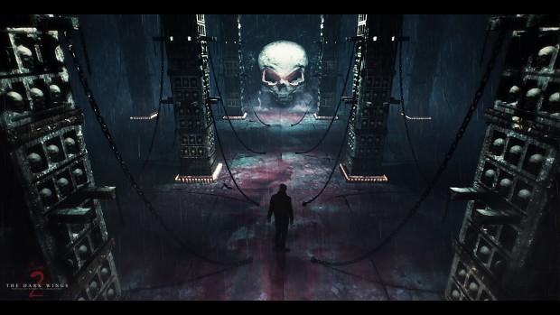 The Dark Wings 2 - Skull Columns