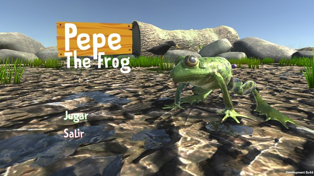 Pepe The Frog - Menu Spanish