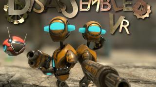 Disassembled VR