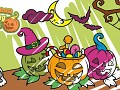 Halloween Coloring Pages - Coloring Games for Kids