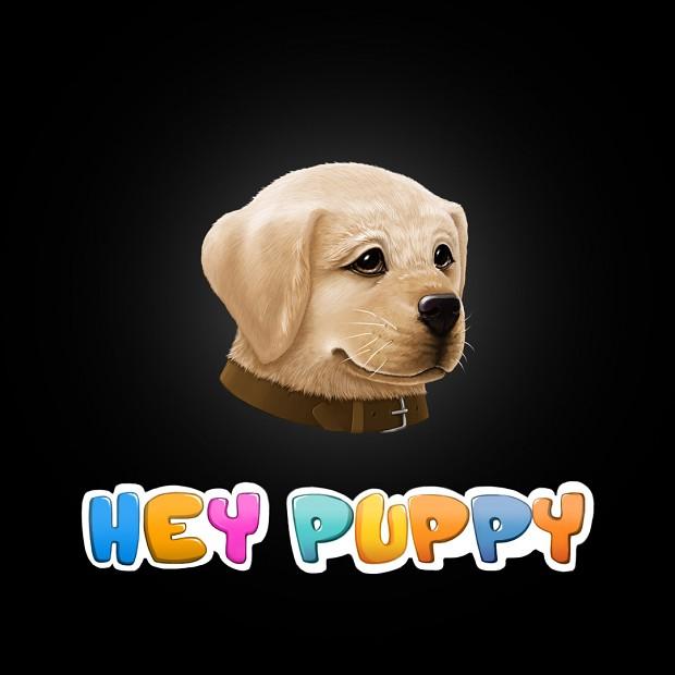 Hey puppy