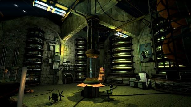 Acythian 4th level - energy generator