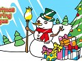 Christmas Coloring Pages: Coloring Book for Kids