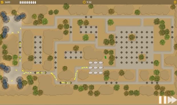 Large Maps