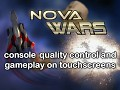 novaWARS - console like shooter on touchscreen+PC