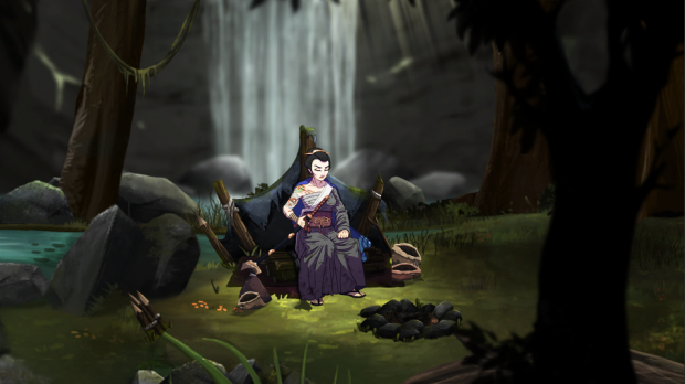 LADY TOMOE - FOREST