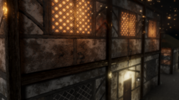 New mapping -Burning City-