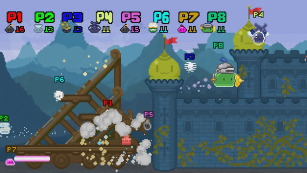 Super Slime Arena Screenshot