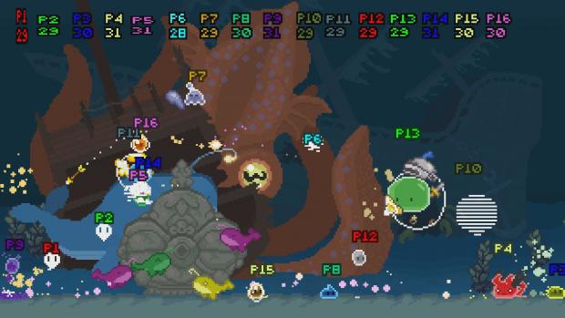 Super Slime Arena Screenshot