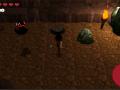 Secret cave passage