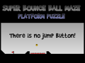 Super Bounce Ball Maze