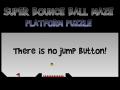 Super Bounce Ball Maze