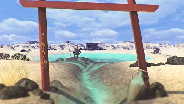 Boïnihi first screenshots