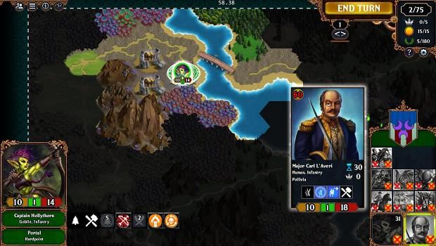 In Game - Fog of War
