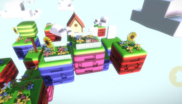 Jilbip Universe 3D open world platformer