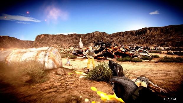 Cyborg Arena screenshot