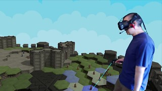 Weird Wizard Dave Reviews Warpaint on the HTC Vive!